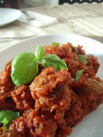 イタリア家庭料理【9月】