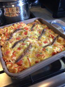 イタリア家庭料理【8月】