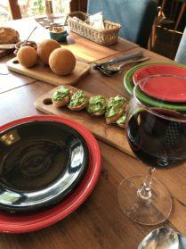 イタリア家庭料理レッスン【8月】